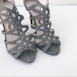 Nina Strappy Heels
